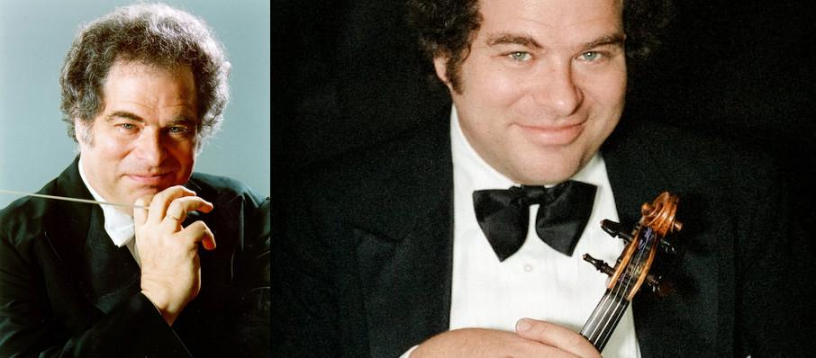 Itzhak Perlman at Tilles Center Concert Hall