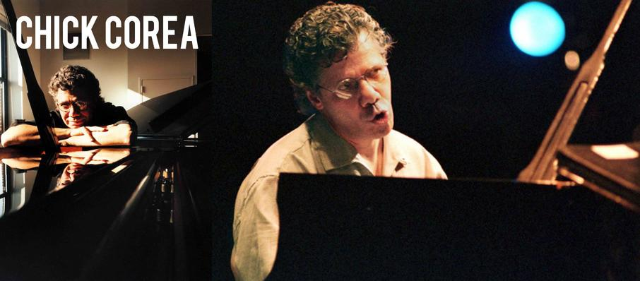 Chick Corea at Tilles Center Concert Hall