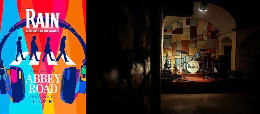 Rain - A Tribute to the Beatles at Tilles Center Concert Hall