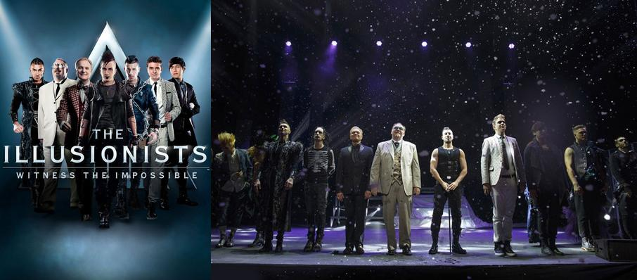 The Illusionists at Tilles Center Concert Hall