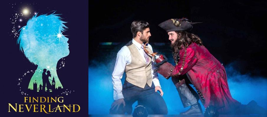 Finding Neverland at Tilles Center Concert Hall