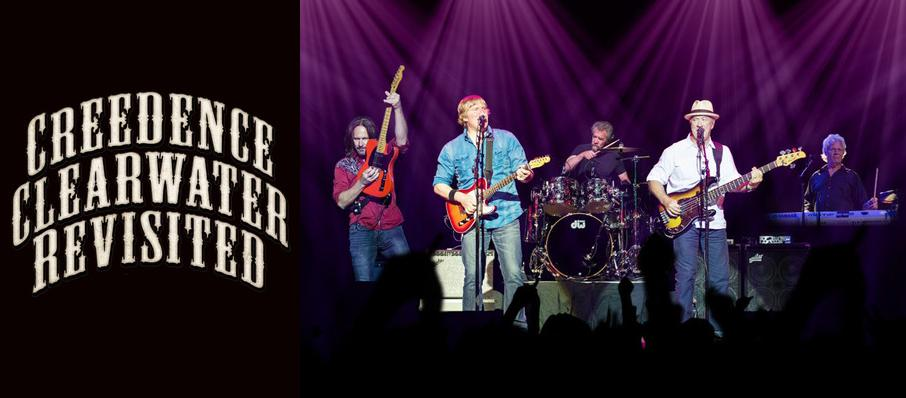 Creedence Clearwater Revisited at Tilles Center Concert Hall