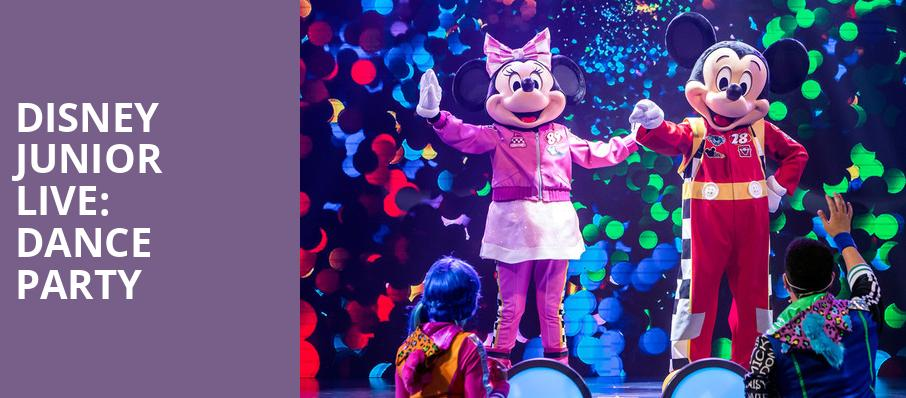 Disney Junior Live Dance Party, Hillwood Recital Hall, Greenvale